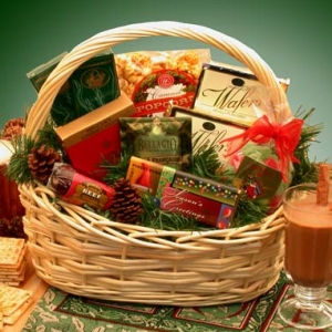 The Spirit of Christmas Holiday Gift Basket imagerjs