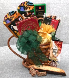 Wicker Coffee Cup Gift Set imagerjs