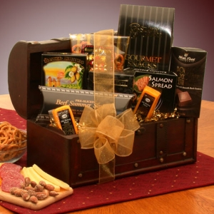 Gourmet Snacks Gift Chest imagerjs