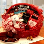 Diabetic Special Valentine Gift Basket