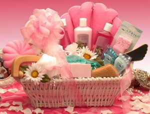 Relaxation Bath & Body Gift Basket imagerjs