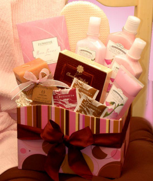 Spa Day Gift box imagerjs
