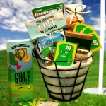 Golfer's Little Helper Gift Basket