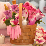 Pretty in Pink Spa Gift Set