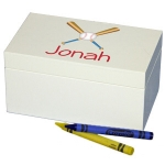 Personalized Doodads & Trinkets Box
