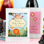 Personalized Baby Shower Sangria Party Favors