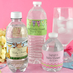 Baby Water Bottle Labels (Set of 5)