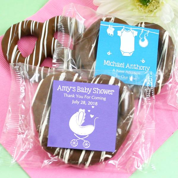treats are the perfect edible baby shower favors for your friends and