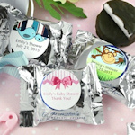 Eatable Baby Shower Favors - York Peppermint Patties
