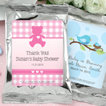 Baby Shower Personalized Coffee - Silver (Many Designs)