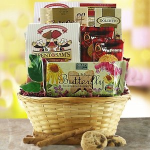 Crazy for Cookies Gift Basket imagerjs