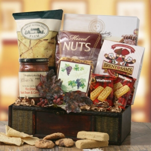 Gourmet Snacking Gift Chest imagerjs