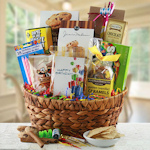 Birthday Time Gift Basket