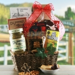 Texas Trailblazer Snack Basket