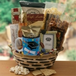 Happy Graduation Coffee Break Basket