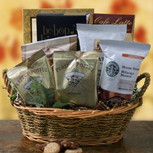 Executive Choice Coffee Gift Basket imagerjs