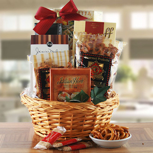 Special Moments Gourmet Gift Basket imagerjs