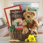 Bear Hugs Get Well Gift Tray