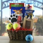 Bark Buster Gift Basket for Dogs