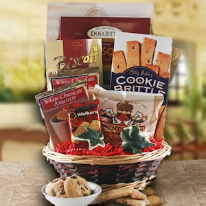 Cookie Combo Gift Basket imagerjs