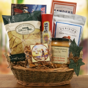 Camp Snacks Gift Basket imagerjs