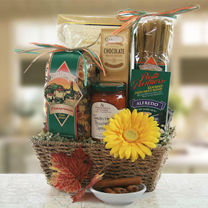 Italian Dinner Basket for Mom imagerjs