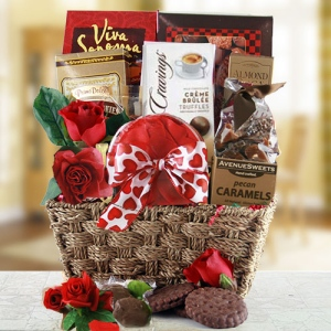 Sweet Sensation Gift Basket imagerjs
