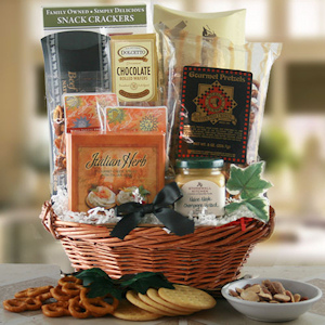 Snacks for Dad Gift Basket imagerjs