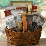 Cafe Madness Coffee Gift Basket
