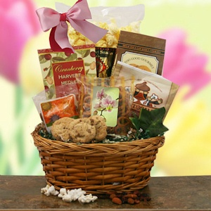 Mothers Day Sweets Gift Basket imagerjs