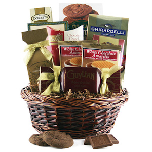 Chocolate Temptations Gift Basket imagerjs