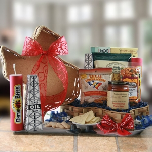 Texas Treats Gift Basket imagerjs