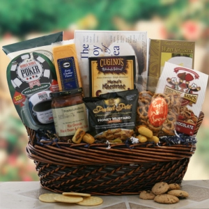 Get Well Wishes Gourmet Gift imagerjs