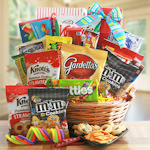 Mega Munchies Snack Basket