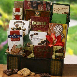 Chocolate Lovers Executive Basket imagerjs