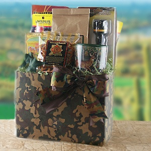 Camo Hunting Gift Box for Dad imagerjs