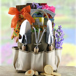 Gardening Gift Basket Ideas ultimate gardening gift basket for children A Rose Is Just A Rose Garden Tote