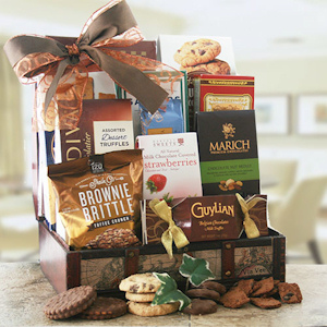 World of Chocolate Gift Basket imagerjs