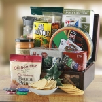 Dad's Deal Poker Gift Basket
