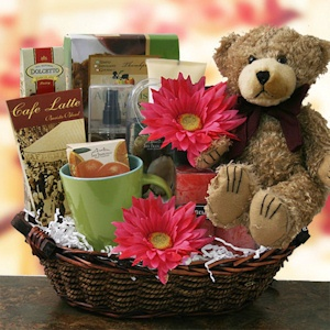 Beary Great Gift Basket imagerjs