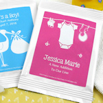 Personalized Baby Shower Cosmopolitan Mix Favors