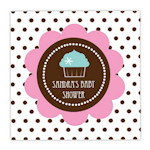Cupcake Party Personalized Favor Tags