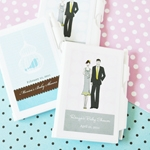Elite Design Personalized Baby Notebook Favors