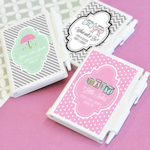 Personalized Little Notes Notebook Favors