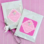 Sweet Baby Personalized Hot Cocoa Favors