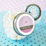 Elite Baby Designs Personalized Candy Jar Favors
