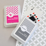 MOD Pattern Baby Playing Cards