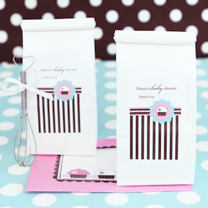 Cupcake Party Personalized Muffin Mix imagerjs