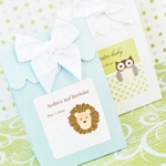 Baby Animals Candy Shoppe Favor Boxes