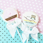 Edible Baby Shower Lollipop Favors (Elite Designs)